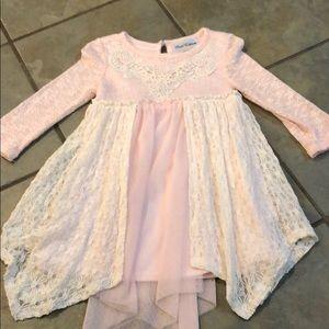 Rare Editions beautiful lace dress size 3t